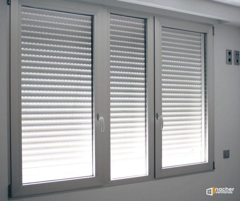 Ventana Aluminio dormitorio – proyecto en Torrente