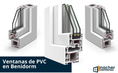 Ventanas PVC en Benidorm