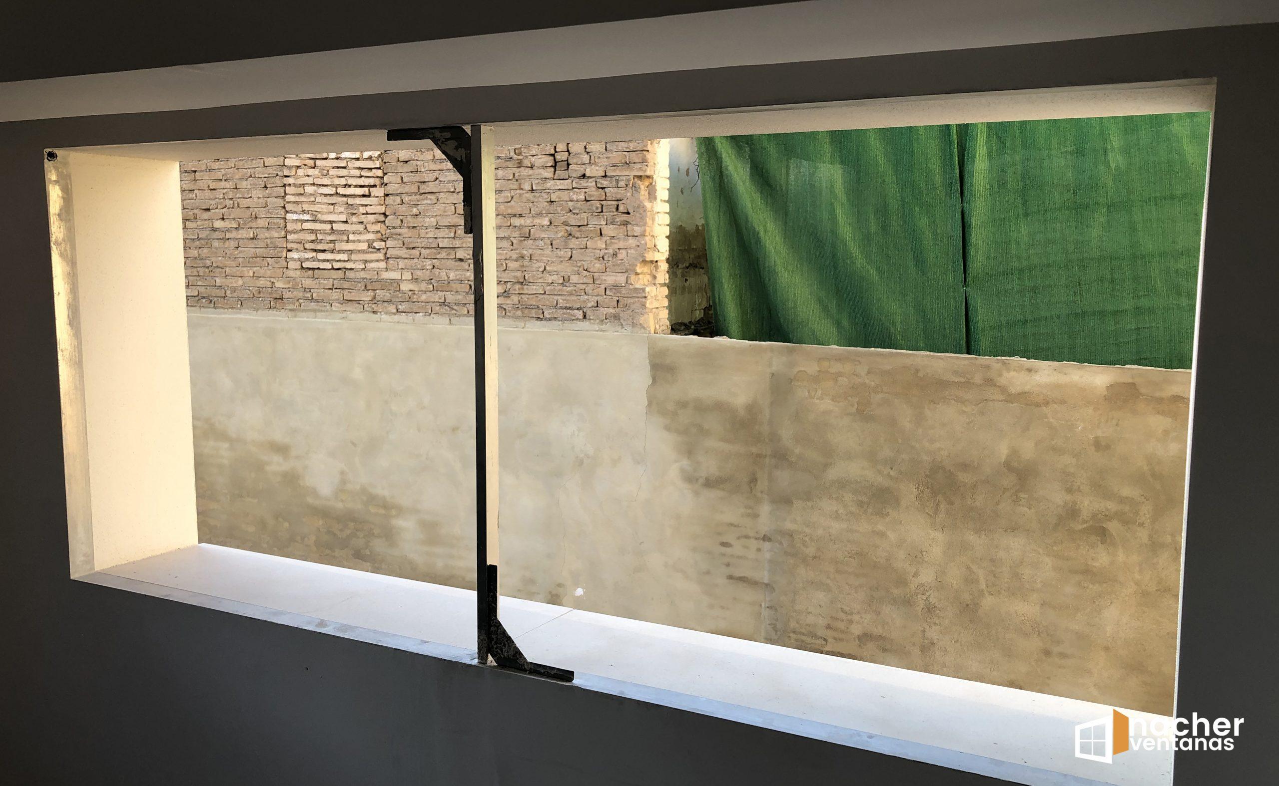 instalacion premarcos ventanas valencia