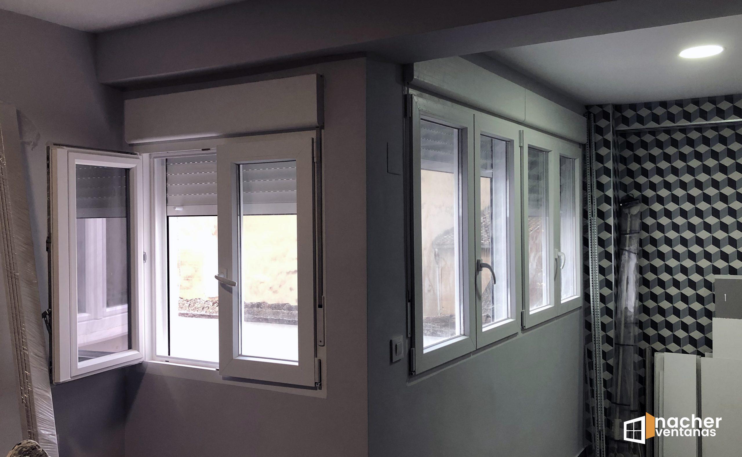 Venta de ventanas de PVC