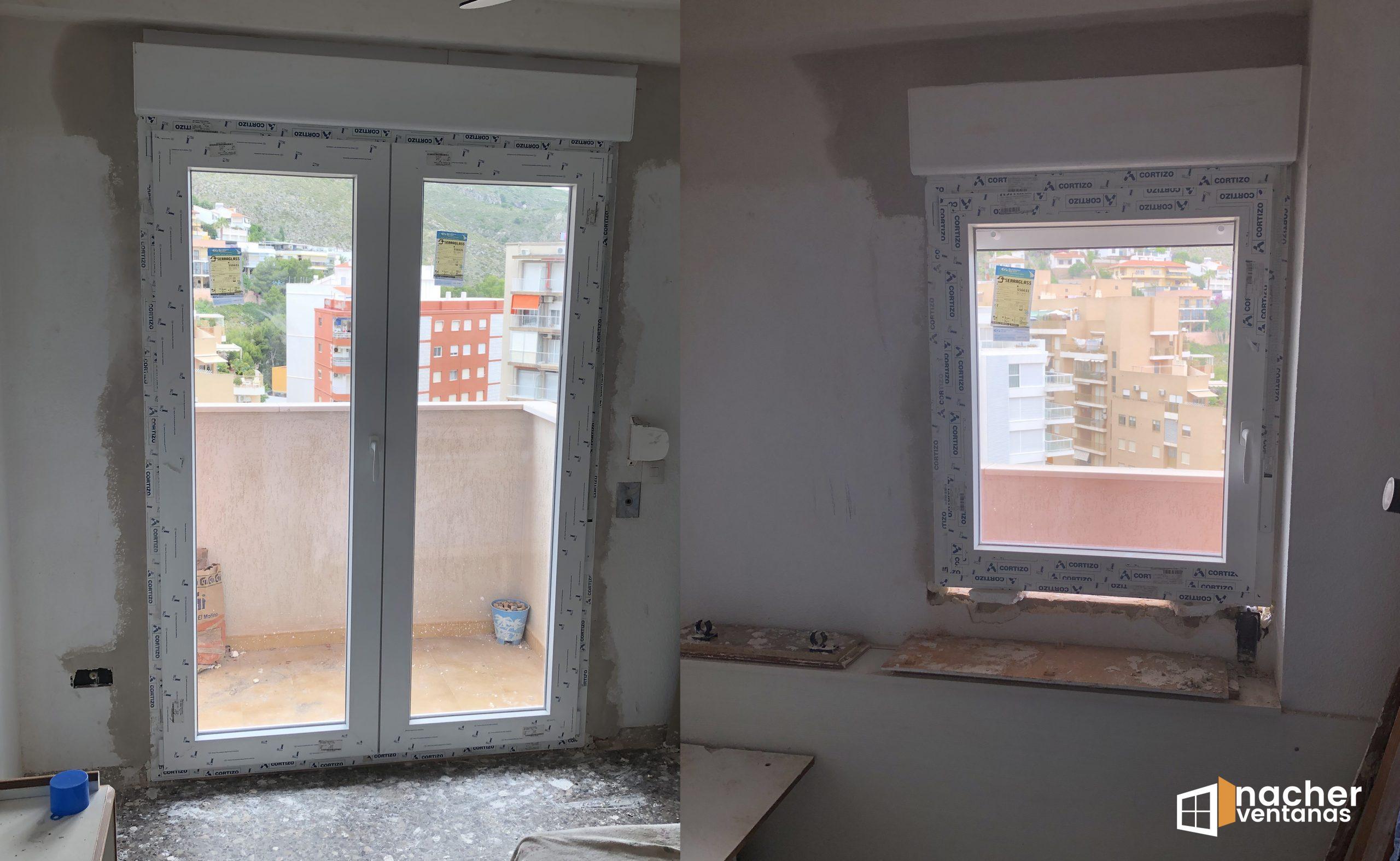 ventanas de pvc cullera