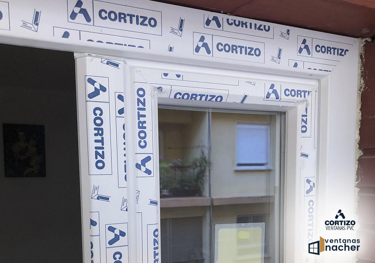 Suministro de ventanas de PVC