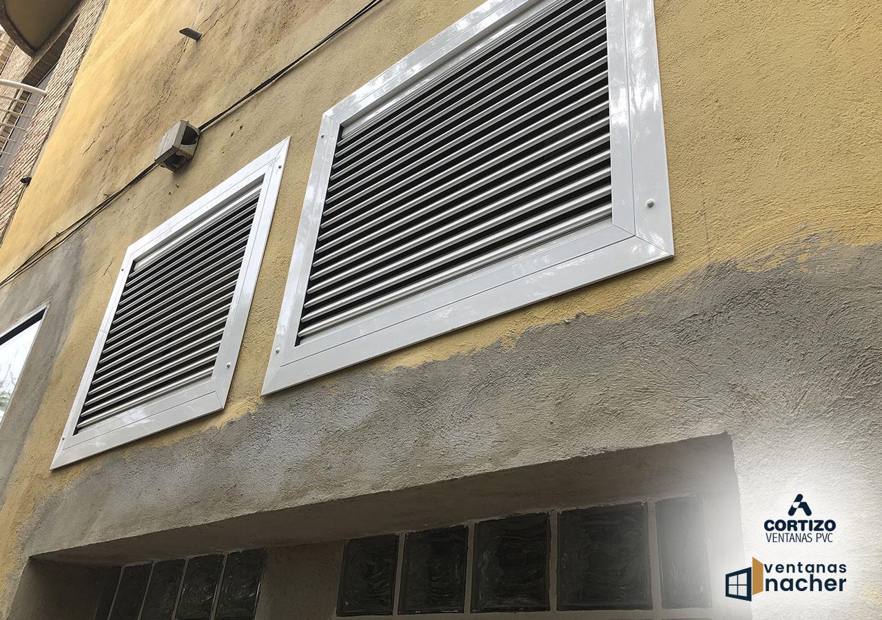 mallorquinas respiraderos aire acondicionado