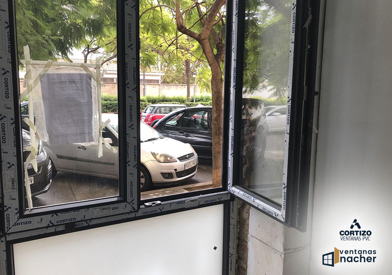 ventanas puertas de pvc puerto valencia
