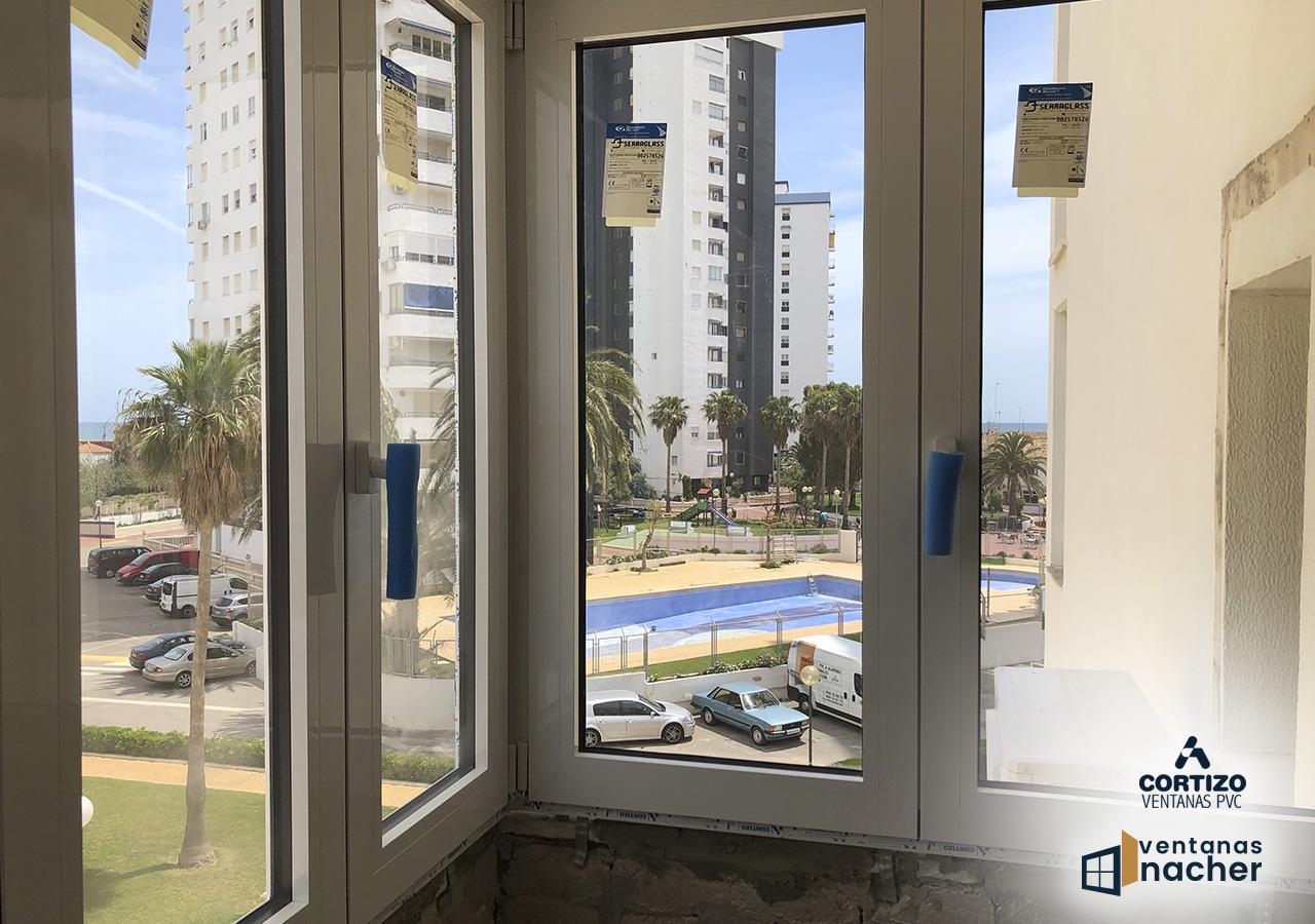 ventanas aluminio angulo