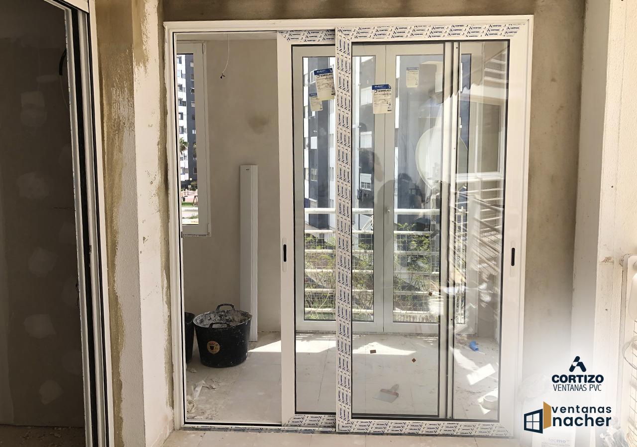 ventanas aluminio cortizo 3500