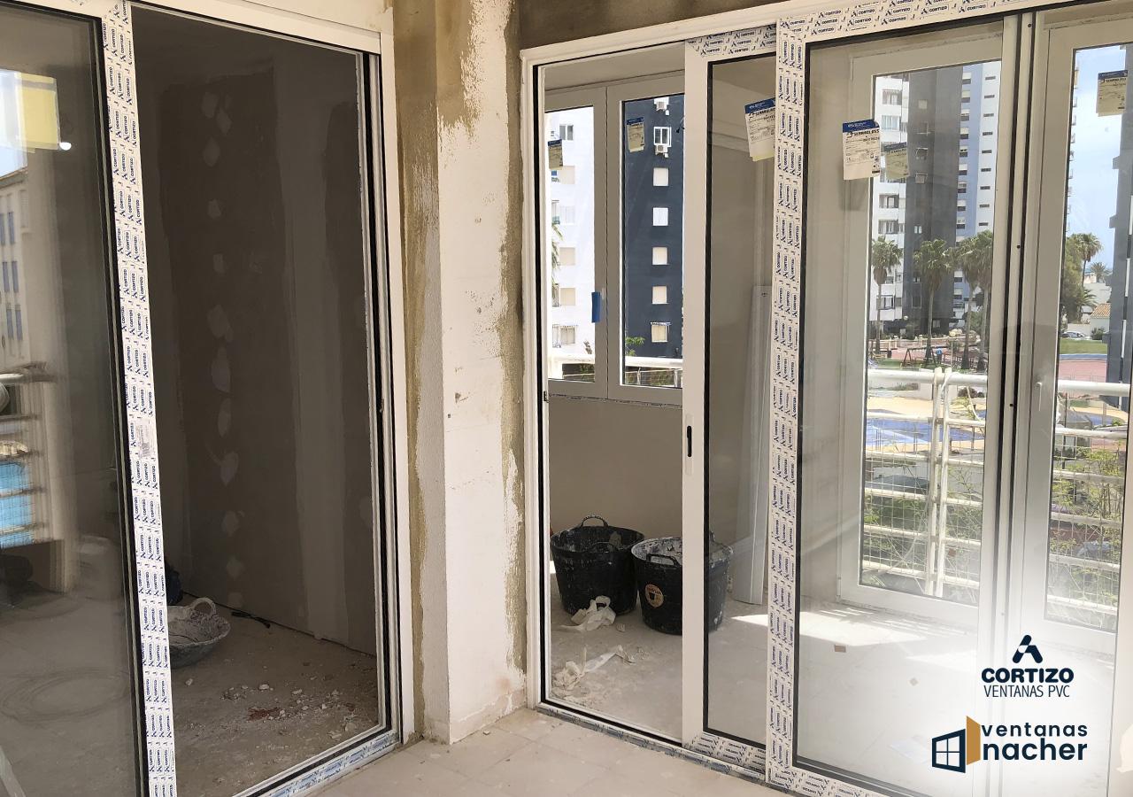 ventanas aluminio oscilobatientes