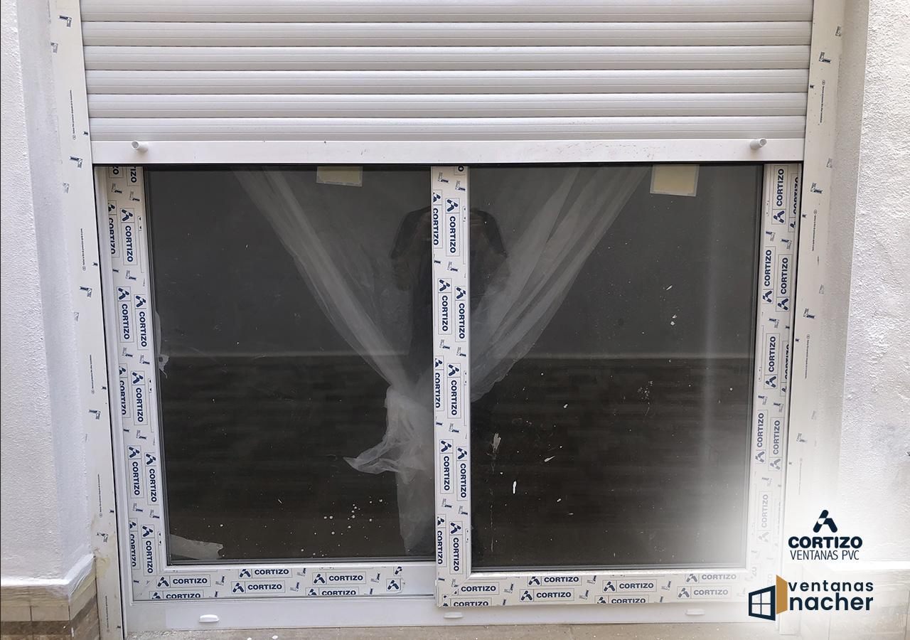 ventanas pvc alacuas correderas