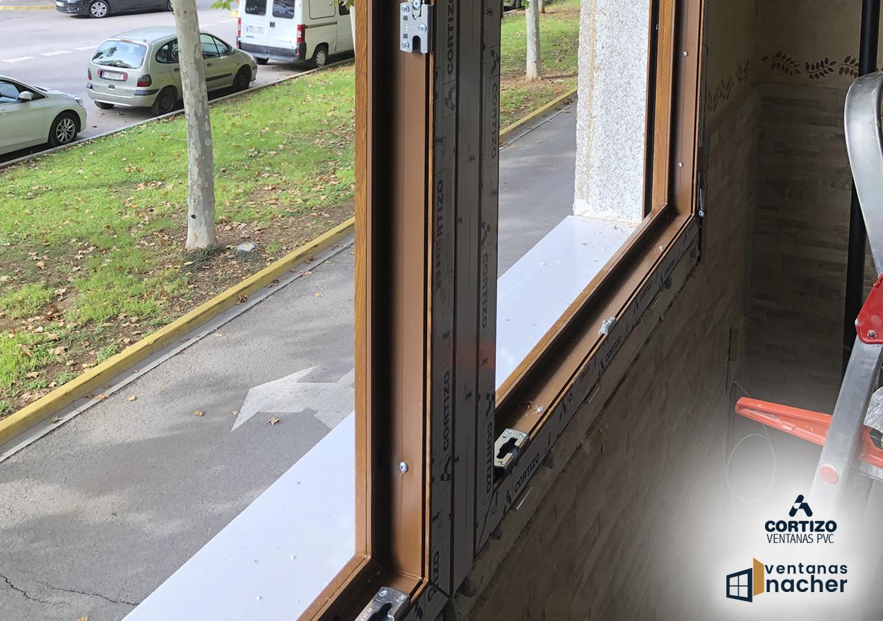 instalacion de ventanas de pvc