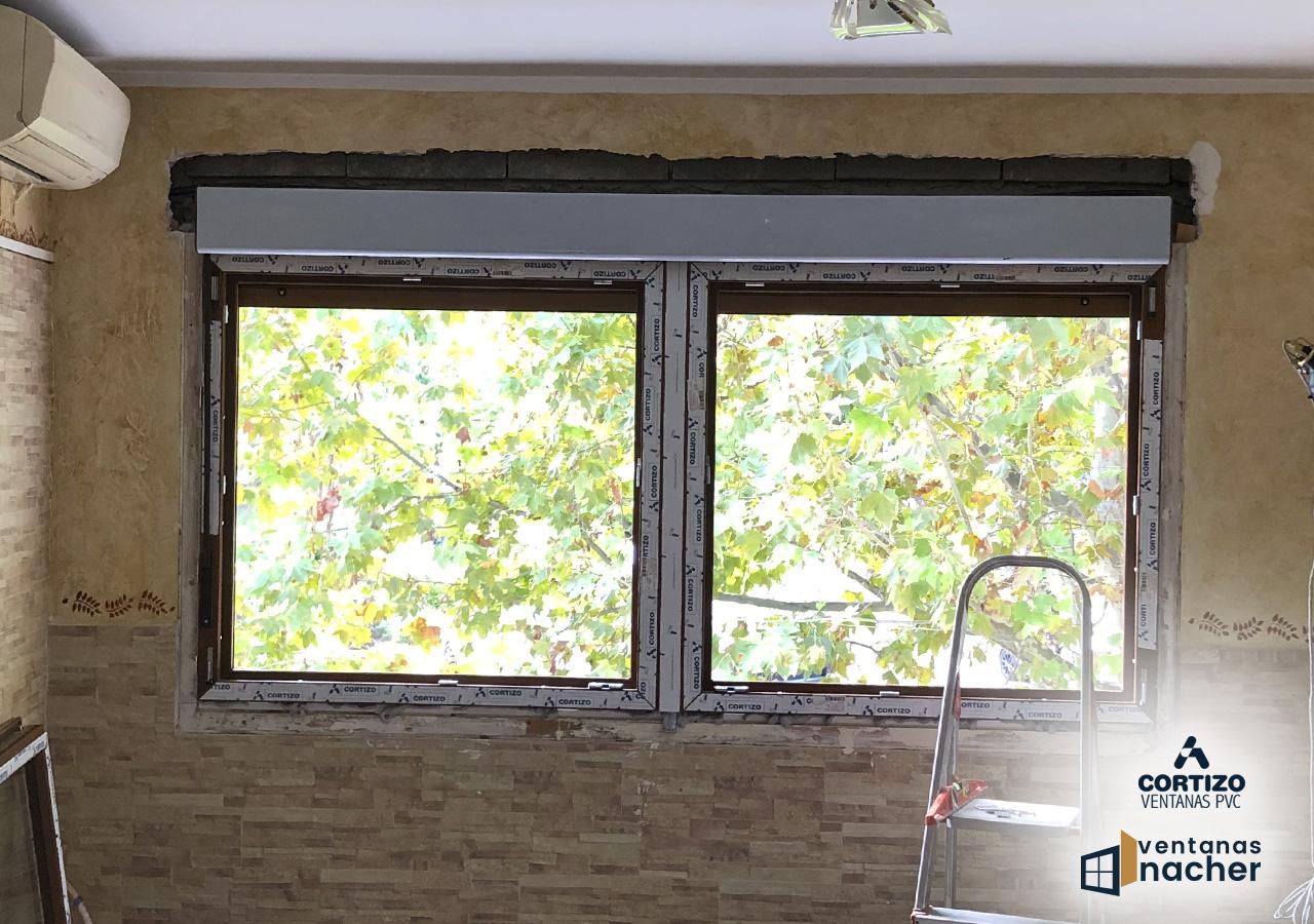 instalacion en obra ventanas