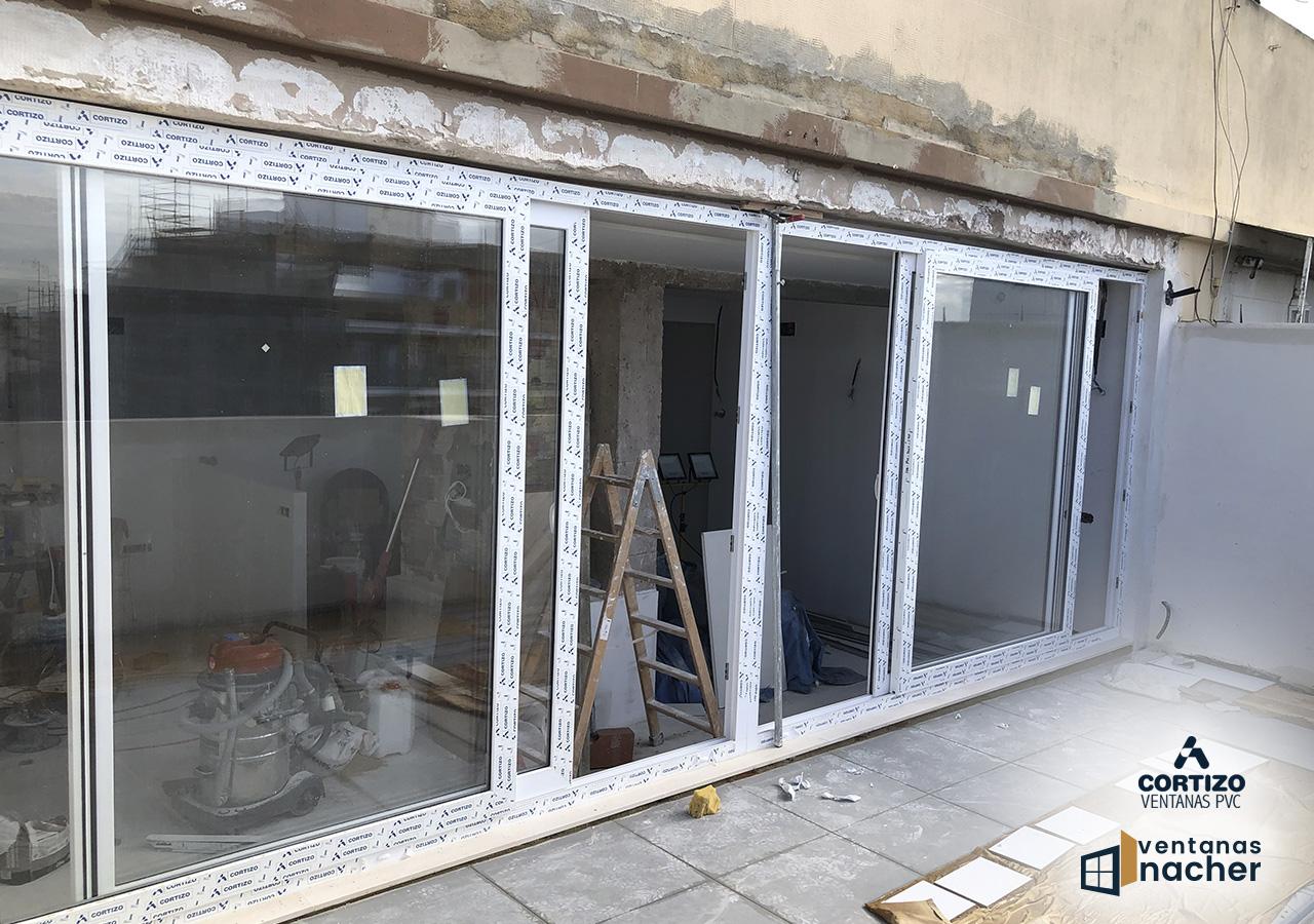 ventanas paterna pvc